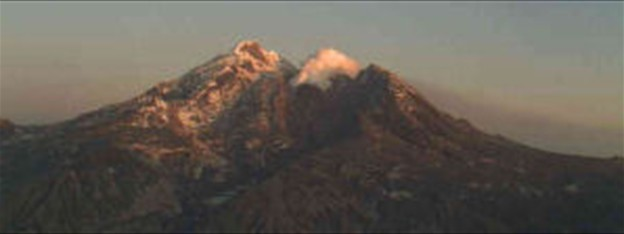 Make Videos from Internet Camera Sources - Mount Redoubt Volcano